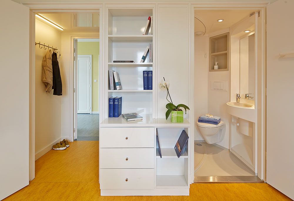 la maison fondation danoise. Black Bedroom Furniture Sets. Home Design Ideas
